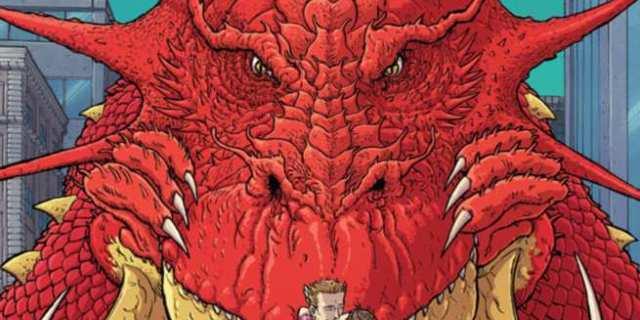 Best American Kaiju Comics - Cover Leviathan
