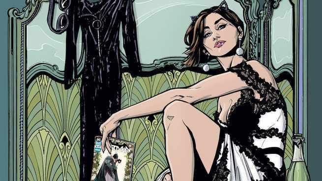 Best Catwoman Comics - Cover