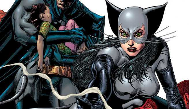 Best Catwoman Comics - Trail of the Gun