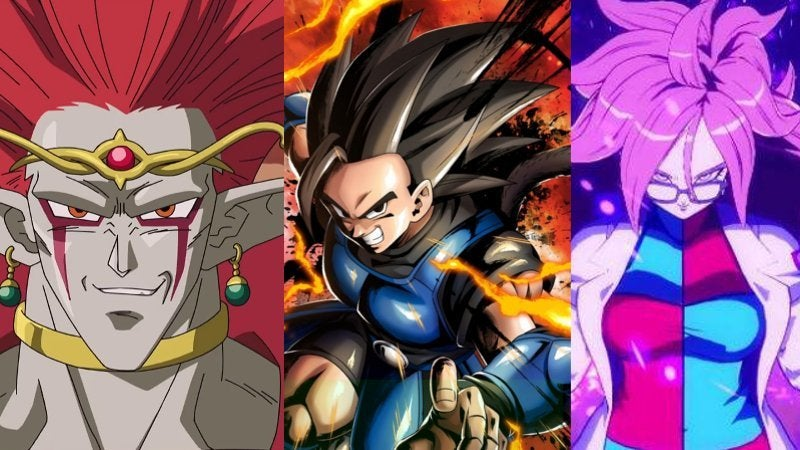 Best Dragon Ball Non-Canon Characters