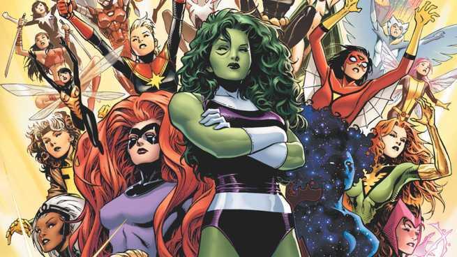 Best Possible Uncanny X-Men Writers - Kelly Thompson