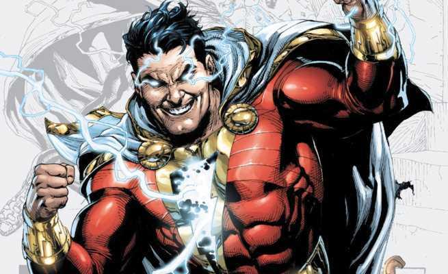 Best Shazam Comics - Geoff Johns