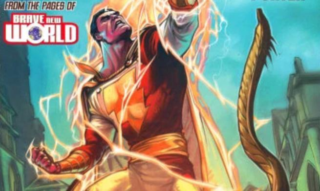 Best Shazam Comics - The Trials of Shazam