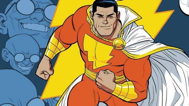 Best Shazam Comics - Thunderworld