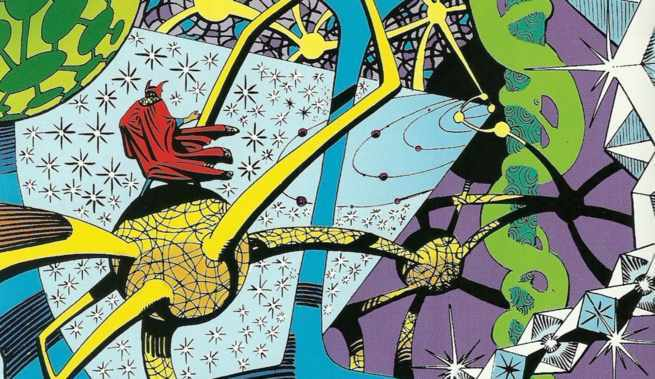 Best Steve Ditko Creations - Doctor Strange