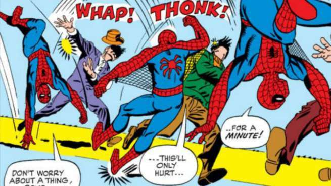 Best Steve Ditko Creations - Spider-Man