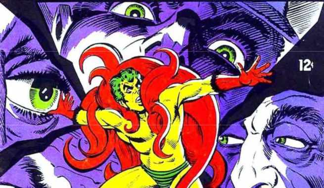 Best Steve Ditko Creations - The Creeper