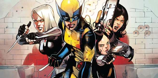 Best X-23 Comics - The Four Sisters