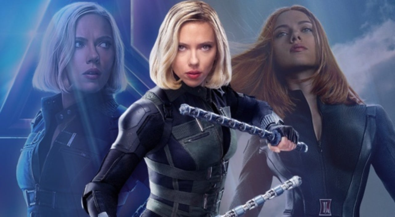 Scarlett Johansson on if Black Widow Movie Is the End of Her MCU Career