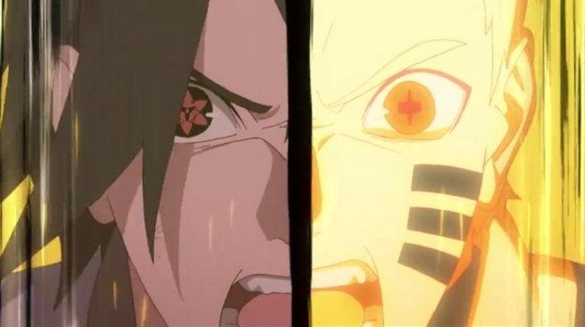 Boruto Episode 65 Naruto Sasuke Fusion
