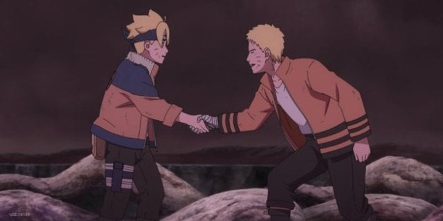 Boruto Jokes about the Naruto Series Being Too Long