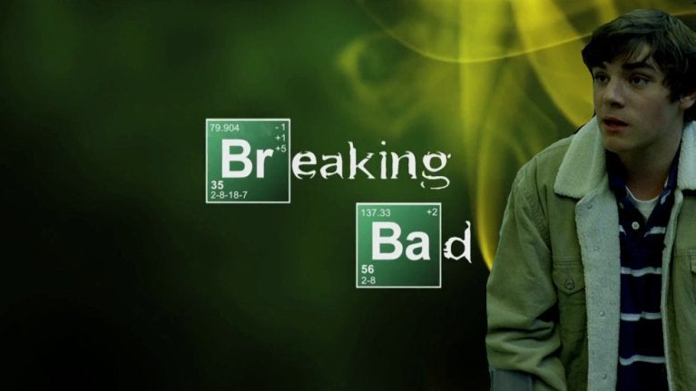 Breaking Bad walt Jr