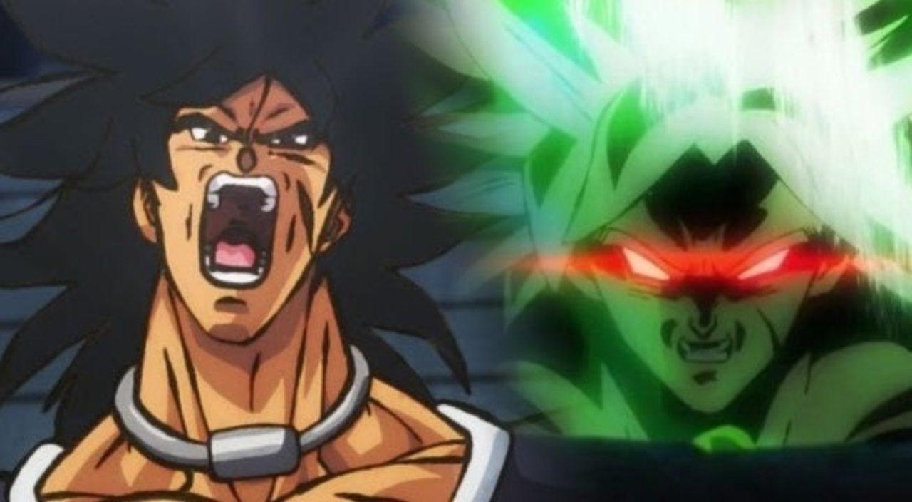 Kết quả hình ảnh cho 'Dragon Ball Super: Broly' Promo Reveals Emotional Connection to Broly's Power
