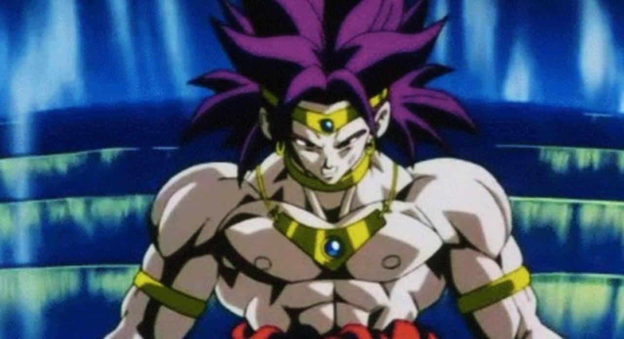 Dragon Ball' Creator Shares Original Broly Designs