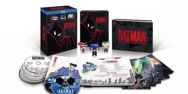 BTAS Complete Deluxe Limited Edition