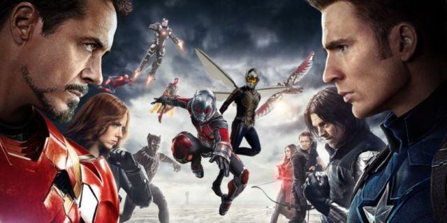 Captain America Civil War Ant Man and Wasp comicbookcom