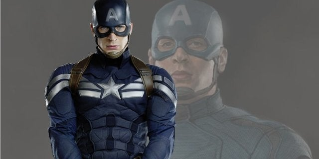 Captain America Winter Soldier Concept Art Costume