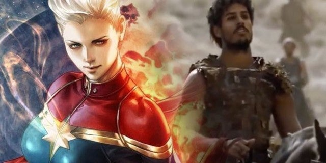 'Captain Marvel' Reportedly Casts 'Game Of Thrones' Actor