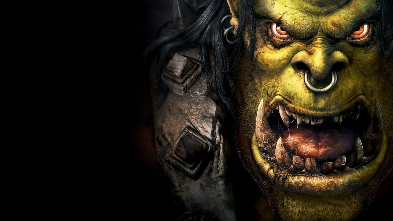 chaos-glitter-saliva-tongue-teeth-armor-background-wallpaper-game-black-face-war-reign-warcraft-craft-power-green-monster-eyes-wallpapers