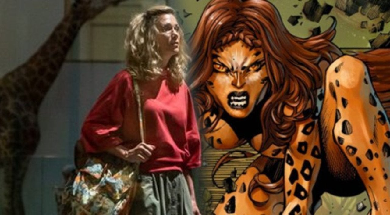 Wonder Woman 1984 Merchandise Reveals First Look at Cheetah