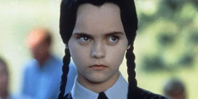 christina ricci wednesday addams