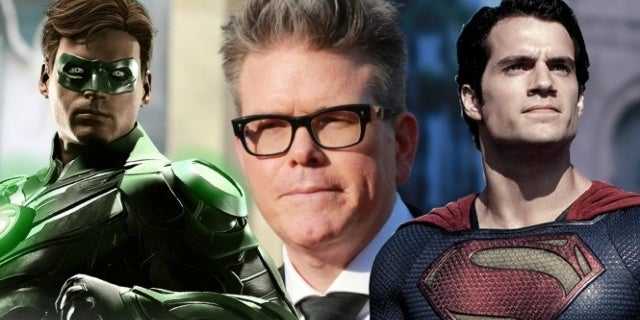 christopher mcquarrie man of steel 2 green lantern corps
