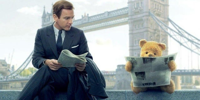 christopher robin character posters