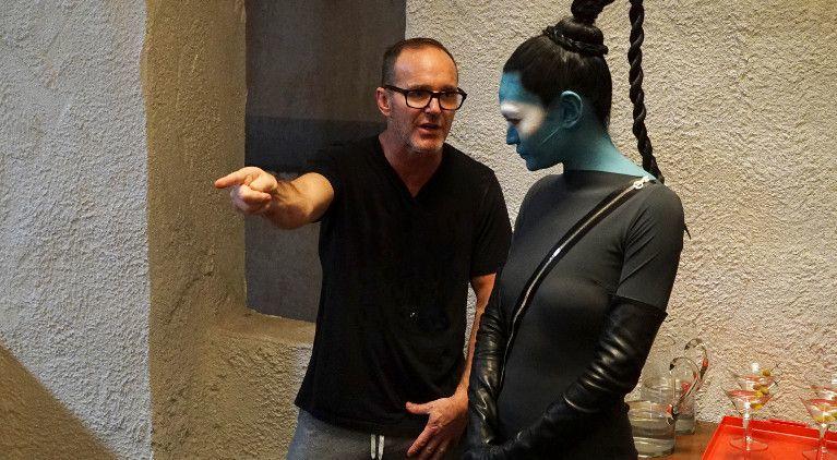 Clark Gregg Directing Agents of SHIELD Season 6 Premiere