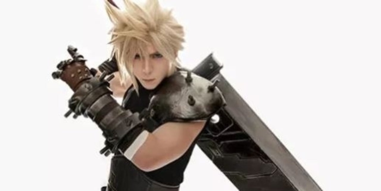 This Final Fantasy Vii Cloud Strife Cosplay Is So Good It Hurts