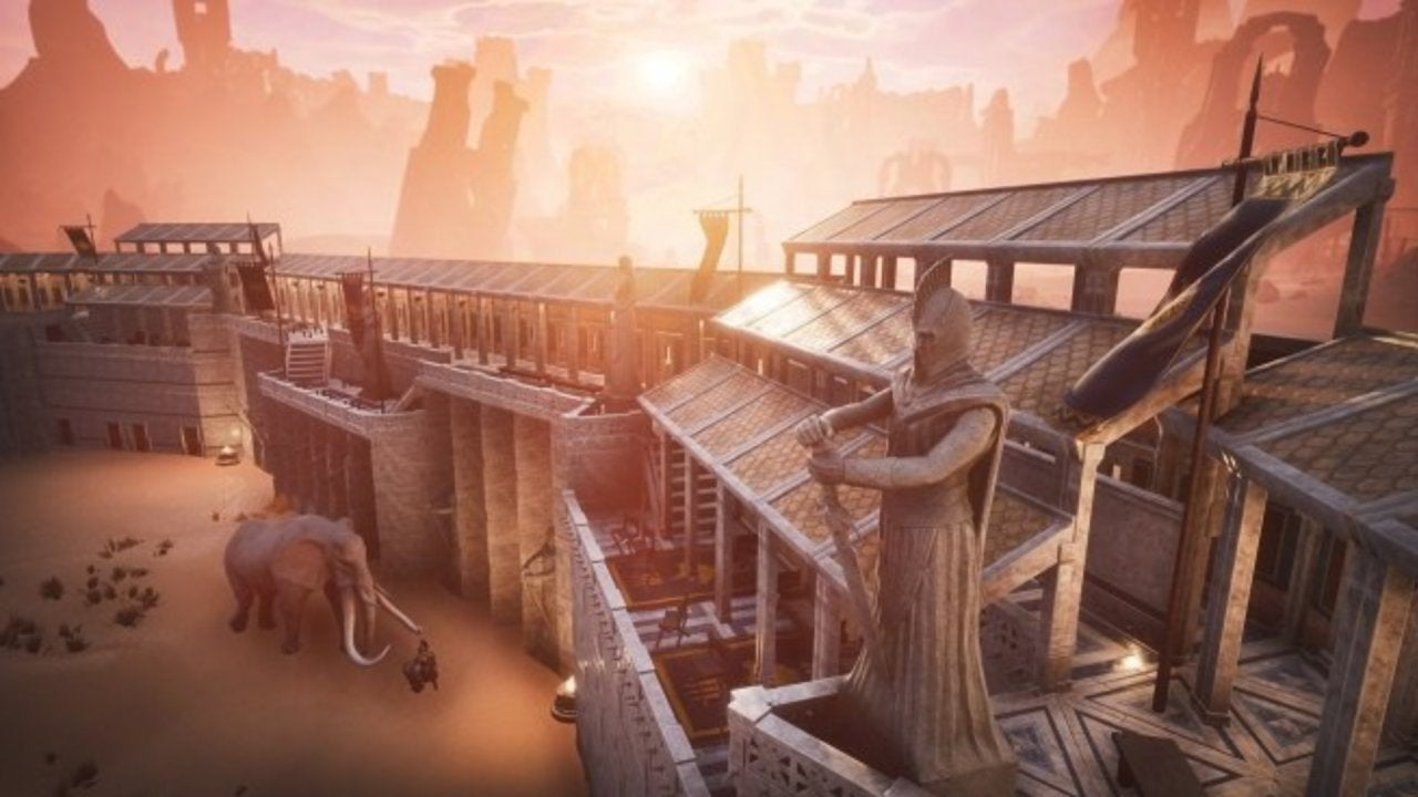 Conan Exiles' Jewel of the West DLC Releases in August