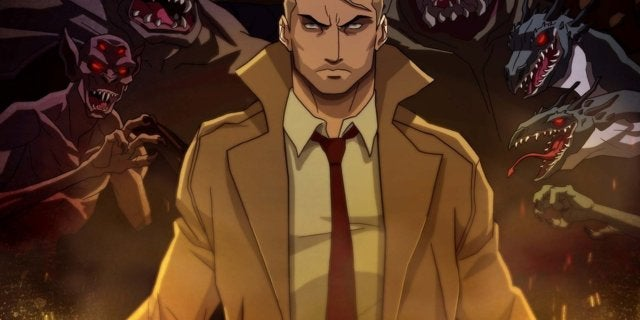 Constantine City of Demons Movie Trailer