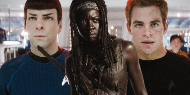 Danai Gurira Star Trek 4