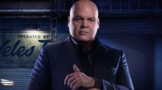 Daredevil Season 3 Teaser Kingpin Wilson Fisk DOnofrio
