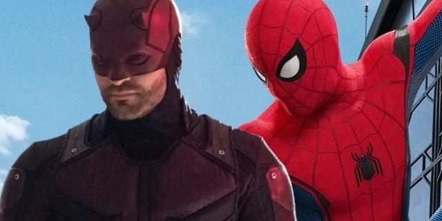 daredevil spider man charlie cox marvel cinematic universe