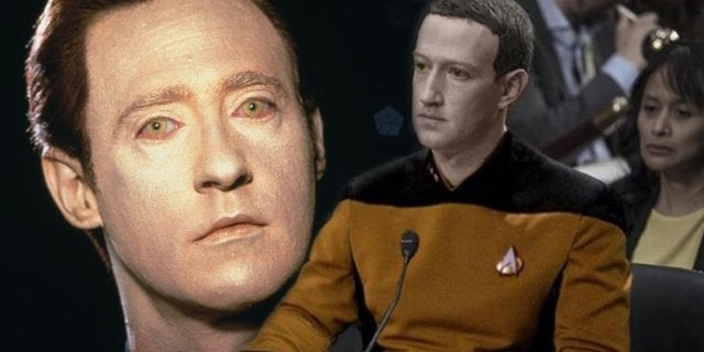 Data Mark Zuckerberg