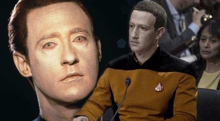 Data Mark Zuckerberg