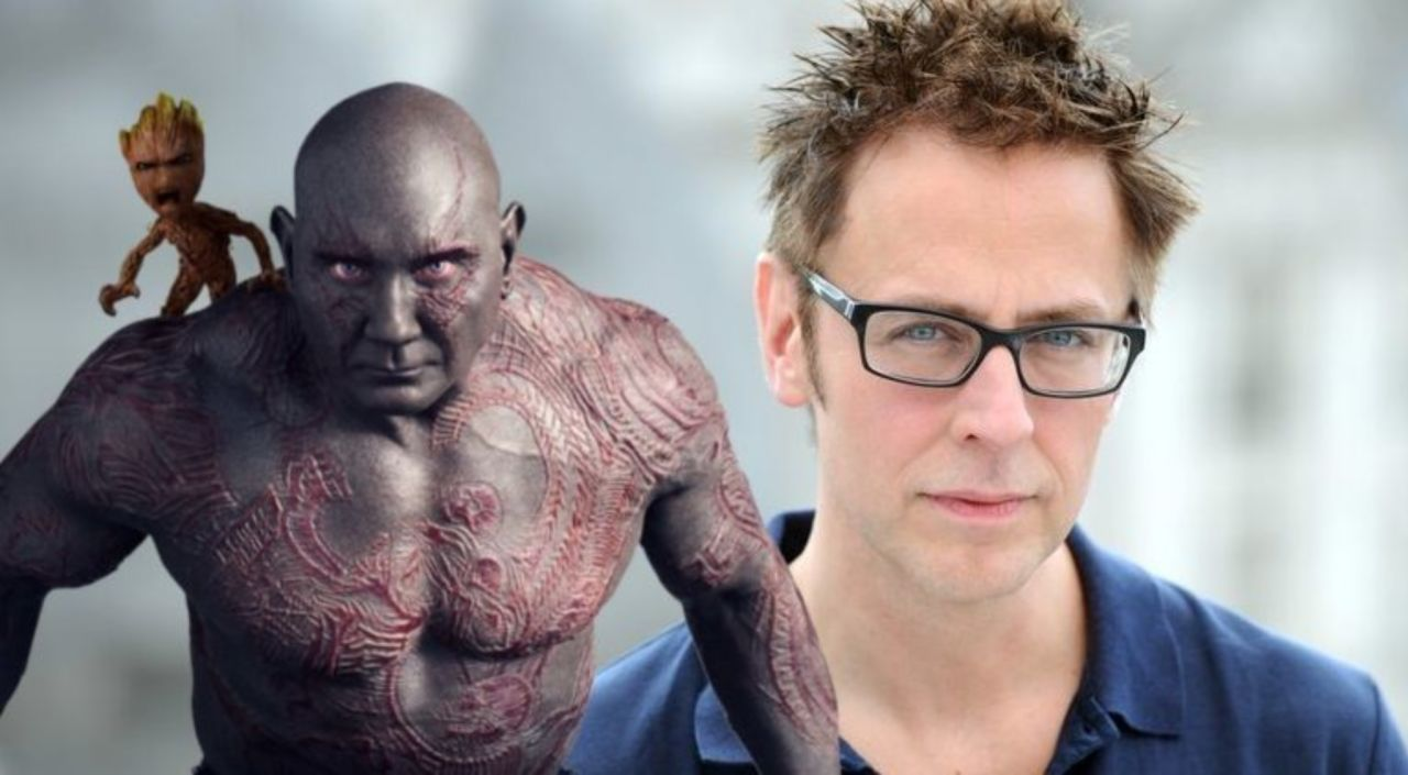 Dave Bautista Speaks Out Against James Gunn's Firing From 'Guardians of the Galaxy Vol. 3'