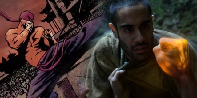 Davos Showcases New Powers in 'Iron Fist' SDCC Footage thumbnail