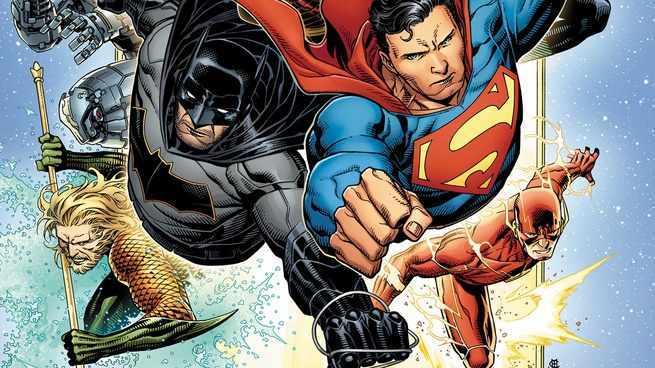 DC Comics Creative Lineup November - Cover