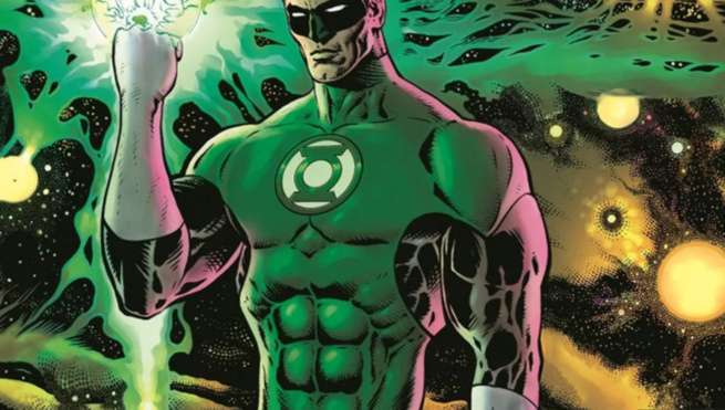 DC Comics Creative Lineup November - Green Lantern