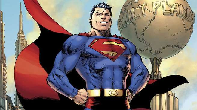 DC Comics Creative Lineup November - Superman