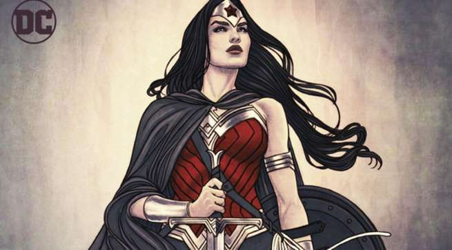 DC Comics Creative Lineup November - Wonder Woman