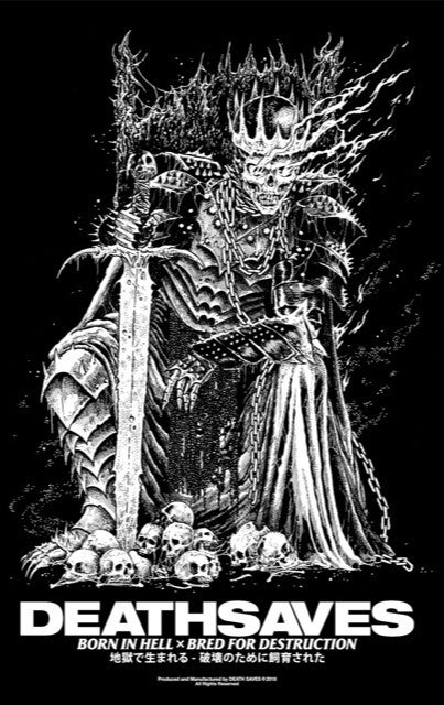 death saves death knight