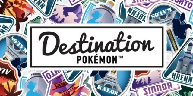 destination pokemon