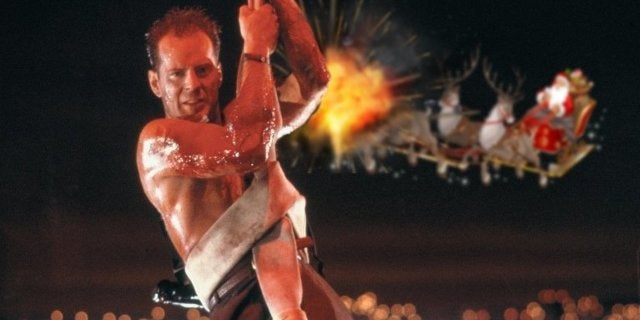 'Die Hard' Is Not a Christmas Movie According to a New Poll