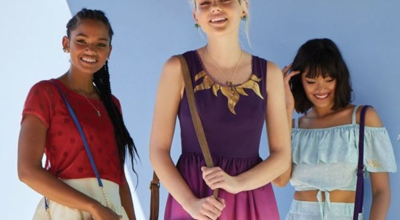90470bc0b9 Disney Princess Fashion Collection From Her Universe Launches at Hot Topic