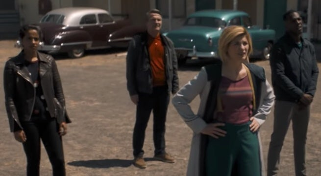 doctor who season 11 trailer