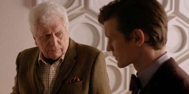 doctor who tom baker day of the doctor
