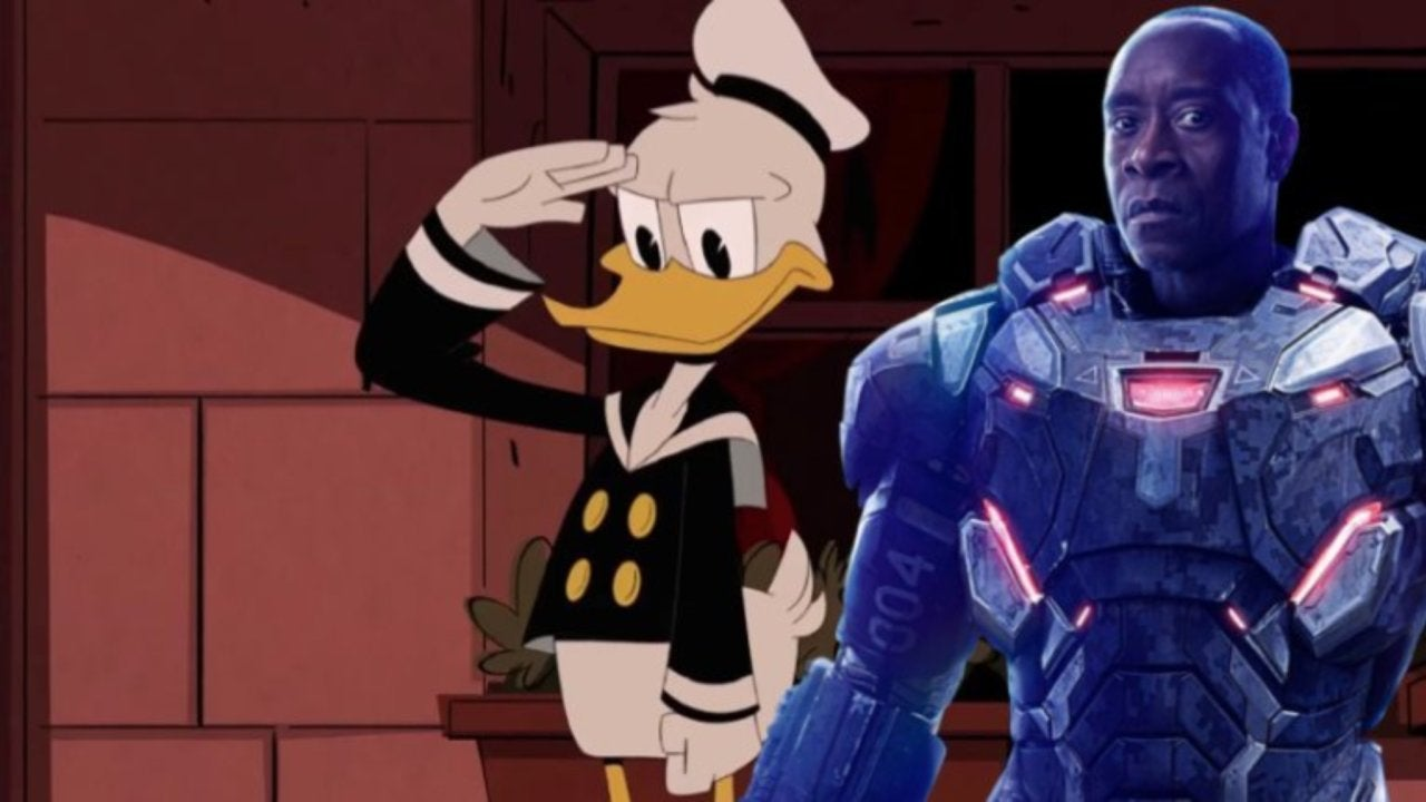 how to make donald duck voice