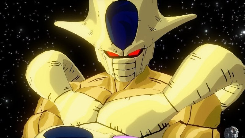 Dragon Ball Best Non-Canon Characers Golden Cooler